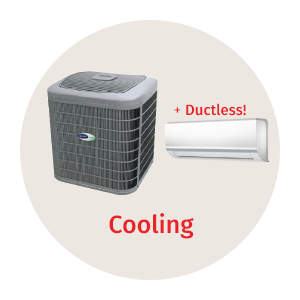 Cooling and air conditioning contractors in woodstock