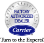 carrier factory authorized logo